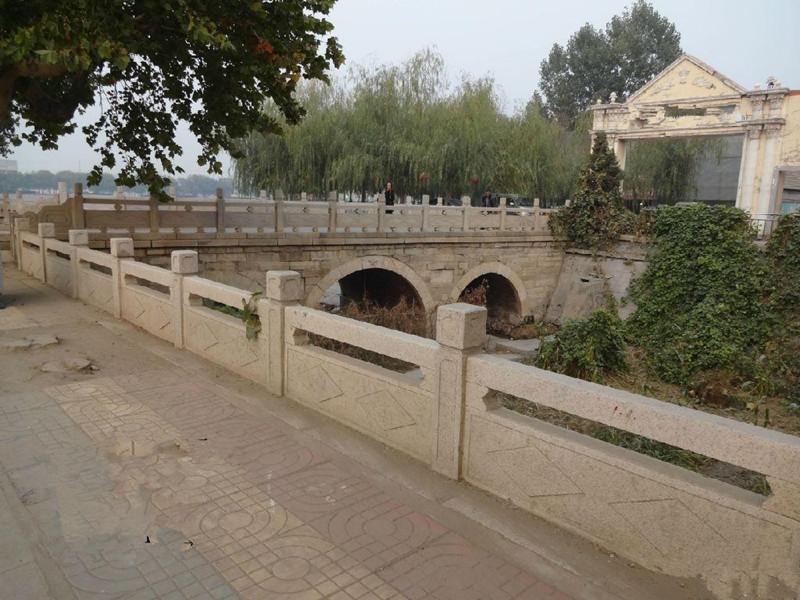 橋梁大理石護欄