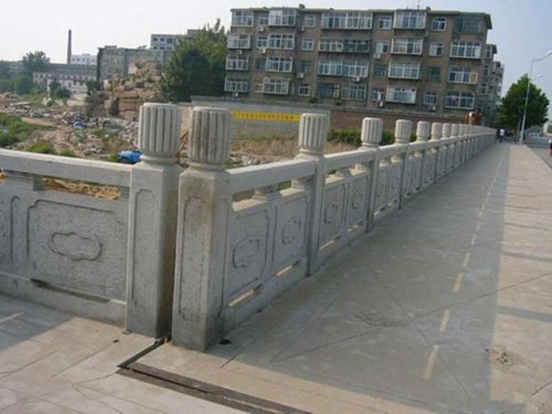 石材橋欄桿