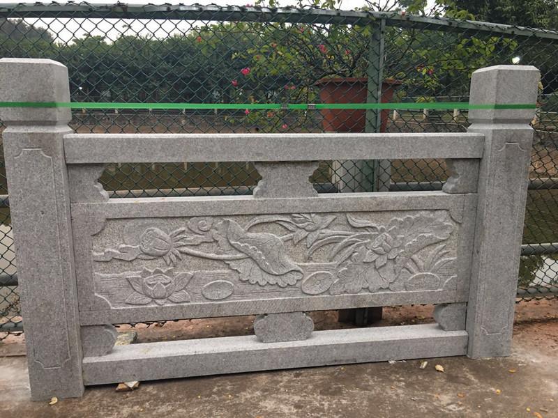 別墅石欄桿