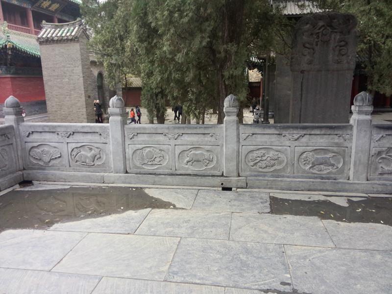 石材欄桿雕刻