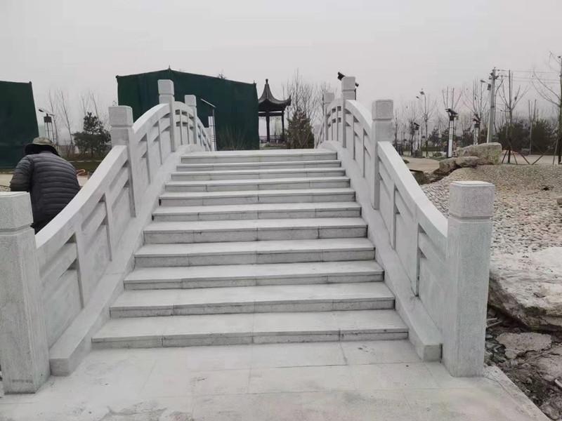 青石樓梯欄桿