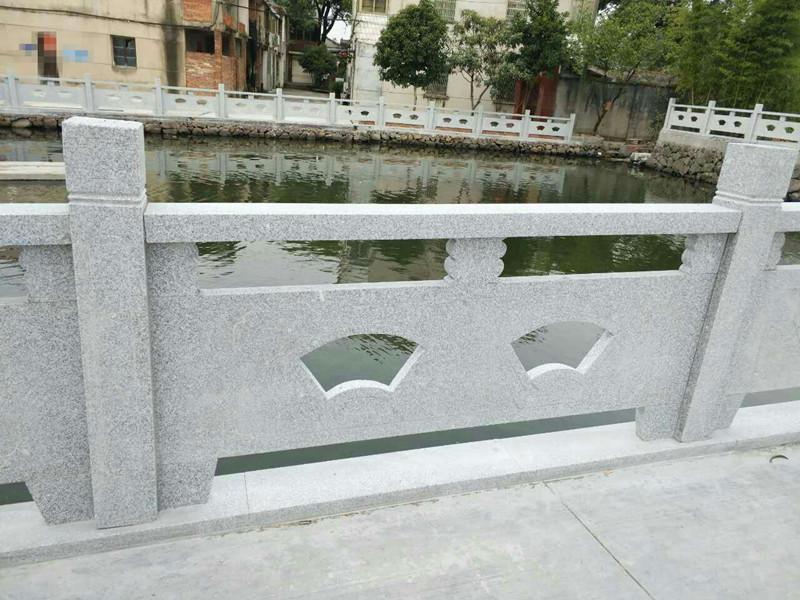 簡易石雕欄桿